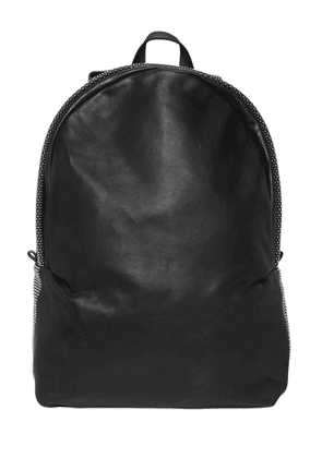 Micro Studded Leather Backpack