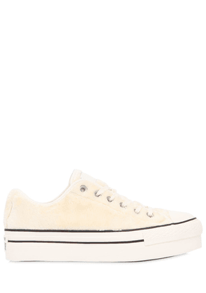 Chuck Taylor Ox Faux Fur Sneakers