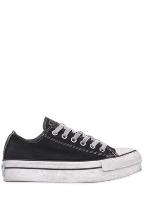 Ltd Ctas Canvas Platform Sneakers