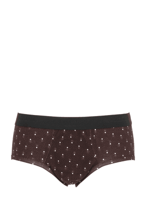 Brando Polka Dots Cotton Jersey Briefs