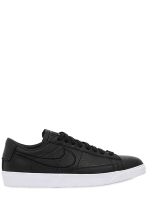 Blazer Suede & Leather Sneakers
