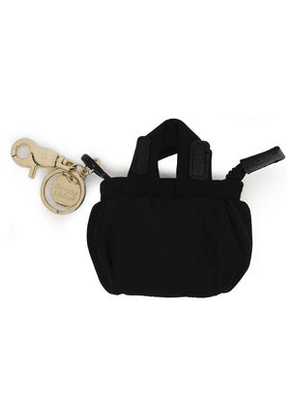 See By Chloé Woman Shell Keychain Black Size -