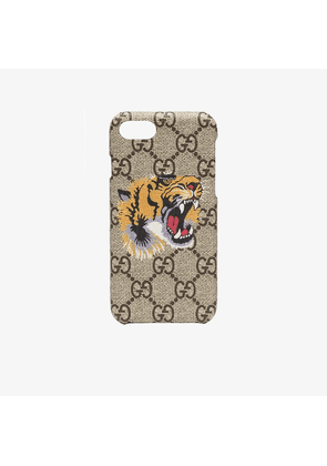 Gucci Tiger print iPhone 8 case