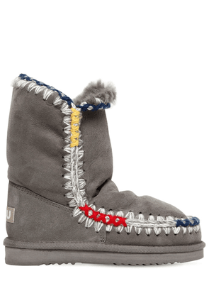 20mm Eskimo Pop Shearling Boots