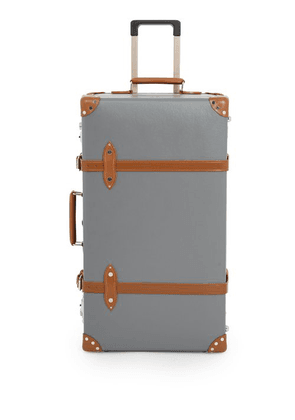 Globe-trotter - Centenary 30' Suitcase - Womens - Grey Multi