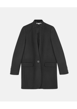 Stella McCartney Black Bryce Coat, Women's, Size 12