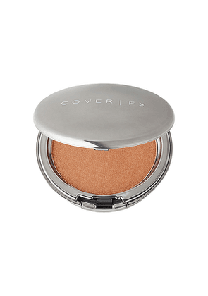 Cover FX Perfect Light Highlighting Powder in Bronze.