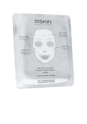111Skin Bio Cellulose Treatment Mask Box 5 Pack in Beauty: NA.