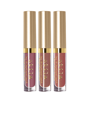 Stila Stay All Day Liquid Lipstick Set in Beauty: NA.