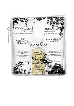 Leonor Greyl Paris Luxury Travel Kit for Volume in Beauty: NA.