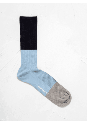 Bjarki Colour Block Socks