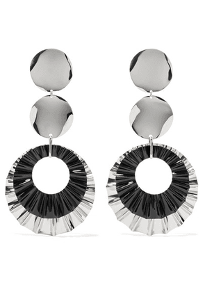 Isabel Marant - Silver-plated Earrings - one size