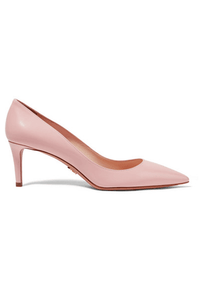 Prada - Leather Pumps - Pastel pink
