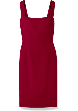 Dolce & Gabbana - Cady Dress - Claret