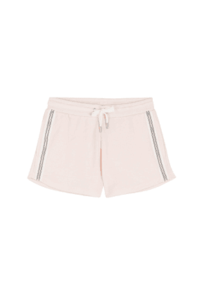 Zoe Karssen Zips Sweat Shorts