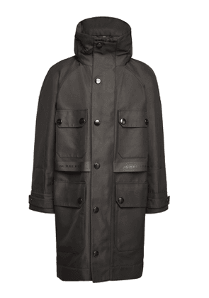 Burberry Outdoor Coat with Cotton