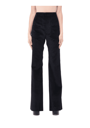 Vetements Velvet trousers