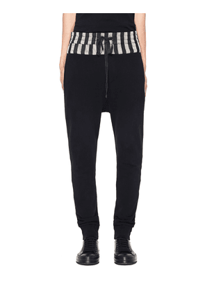 Ann Demeulemeester Cotton Sweatpants