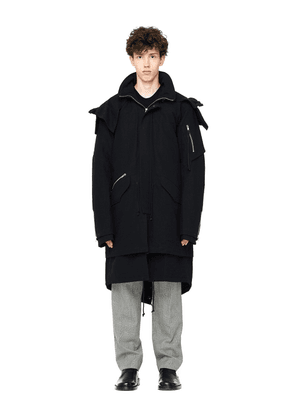 Avialae Oversized Parka Jacket