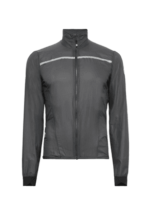 Castelli - Superleggera Shell Cycling Jacket - Charcoal
