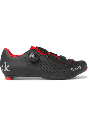 Fizik - R4b Boa Perforated Microtex Cycling Shoes - Black