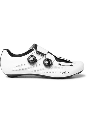 Fizik - Infinito R1 Perforated Microtex Cycling Shoes - White