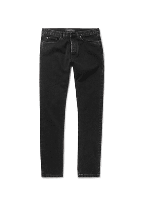 Valentino - Slim-fit Denim Jeans - Black