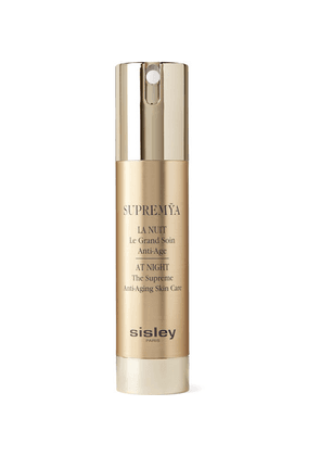 Sisley - Paris - Supremya At Night - The Supreme Anti-aging Skin Care, 50ml - Colorless