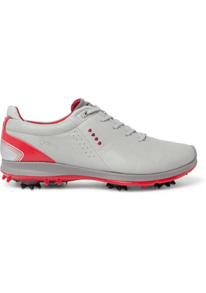 Ecco Golf - Biom G2 Leather Golf Shoes - Light gray
