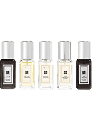 Jo Malone London - Men's Cologne Collection, 5 X 9ml - Colorless