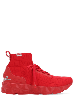 Lvr Edition 3d Knit Sock Sneakers