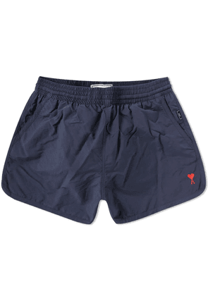 AMI Swim Short Navy