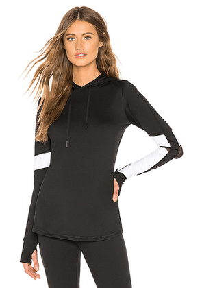 ALALA Rally Hoodie in Black. Size XS.