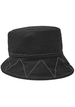 And Wander - Cotton And Nylon-blend Bucket Hat - Black