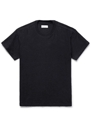 Fanmail - Hemp And Organic Cotton-blend Jersey T-shirt - Black