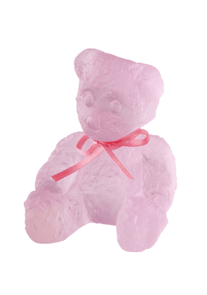 Mini Pink Doudours Teddy Bear