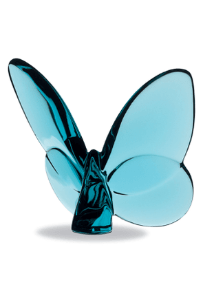 Turquoise Lucky Butterfly