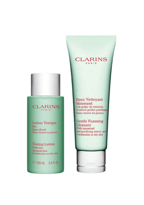 Cleansing Essentials - Oily or Combination Skin ($39 Value)
