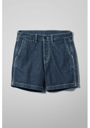 Coin Billy Blue Shorts - Blue