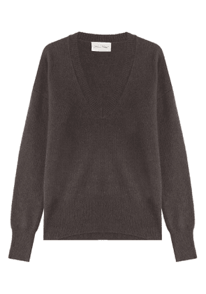 American Vintage Pullover with Angora and Wool