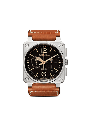 Bell & Ross BR 03-94 Golden Heritage 42mm - Brown B Gold