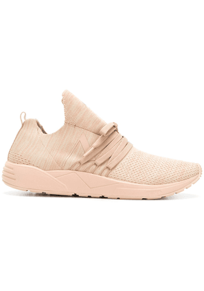 Arkk knitted low top sneakers - Neutrals