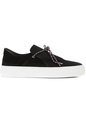 Buscemi Sabot Campo sneakers - Black