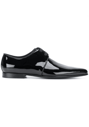 Dolce & Gabbana classic vernice shoes - Black