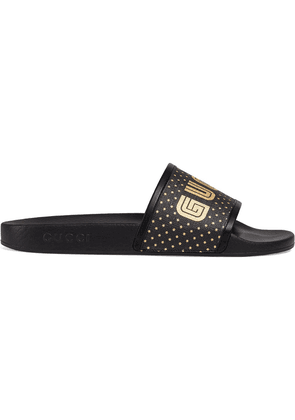Gucci Guccy slide - Black