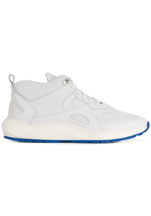 Filling Pieces contrast sole sneakers - White