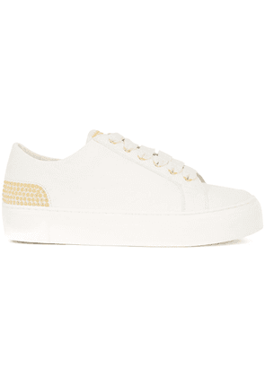 Agl low top sneakers - White