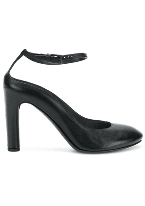 Del Carlo ankle-buckle pumps - Black