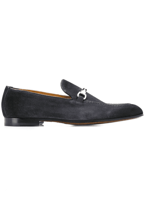 Doucal's buckled loafers - Grey
