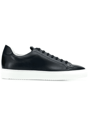 Doucal's lace-up sneakers - Blue